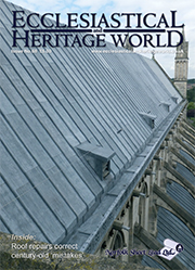 Ecclesiastical & Heritage World Issue No. 68