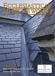 Ecclesiastical & Heritage World Current Issue