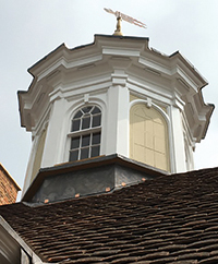 Ecclesiastical & Heritage World Cupola House