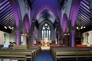 Ecclesiastical & Heritage World Lighting Dynamics UK