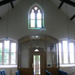 Ecclesiastical & Heritage World Touchstone Glazing Solutions Hetton Methodist Church