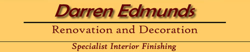 Ecclesiastical & Heritage World Darren Edmunds Logo