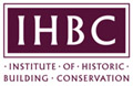 Ecclesiastical & Heritage World IHBC small logo